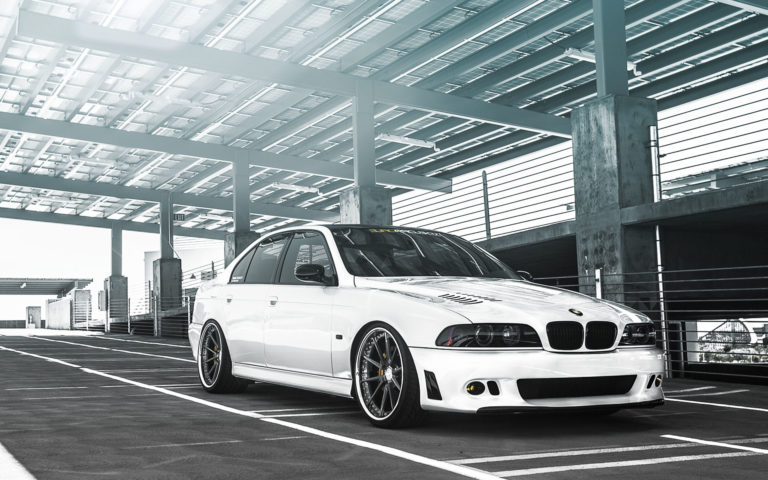 BMW M5 Series HD wallpaper
