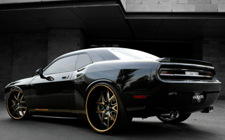 Dodge Challenger HD wallpaper