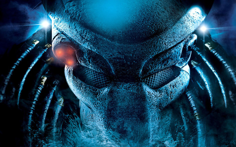 Predator helmet HD wallpaper