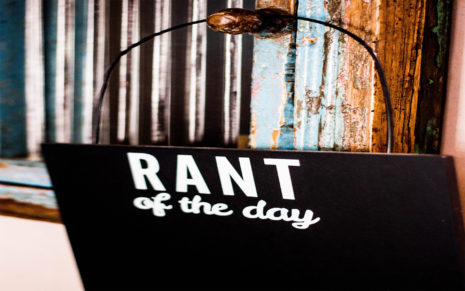 Rant of the day HD wallpaper