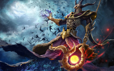 Smite Hades HD wallpaper
