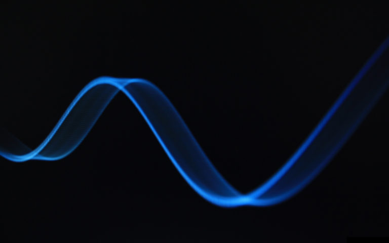 Wave Line HD wallpaper