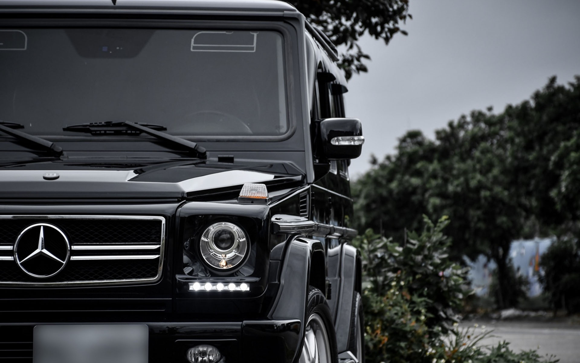 View Mercedes Benz G Class Hd Wallpapers Images