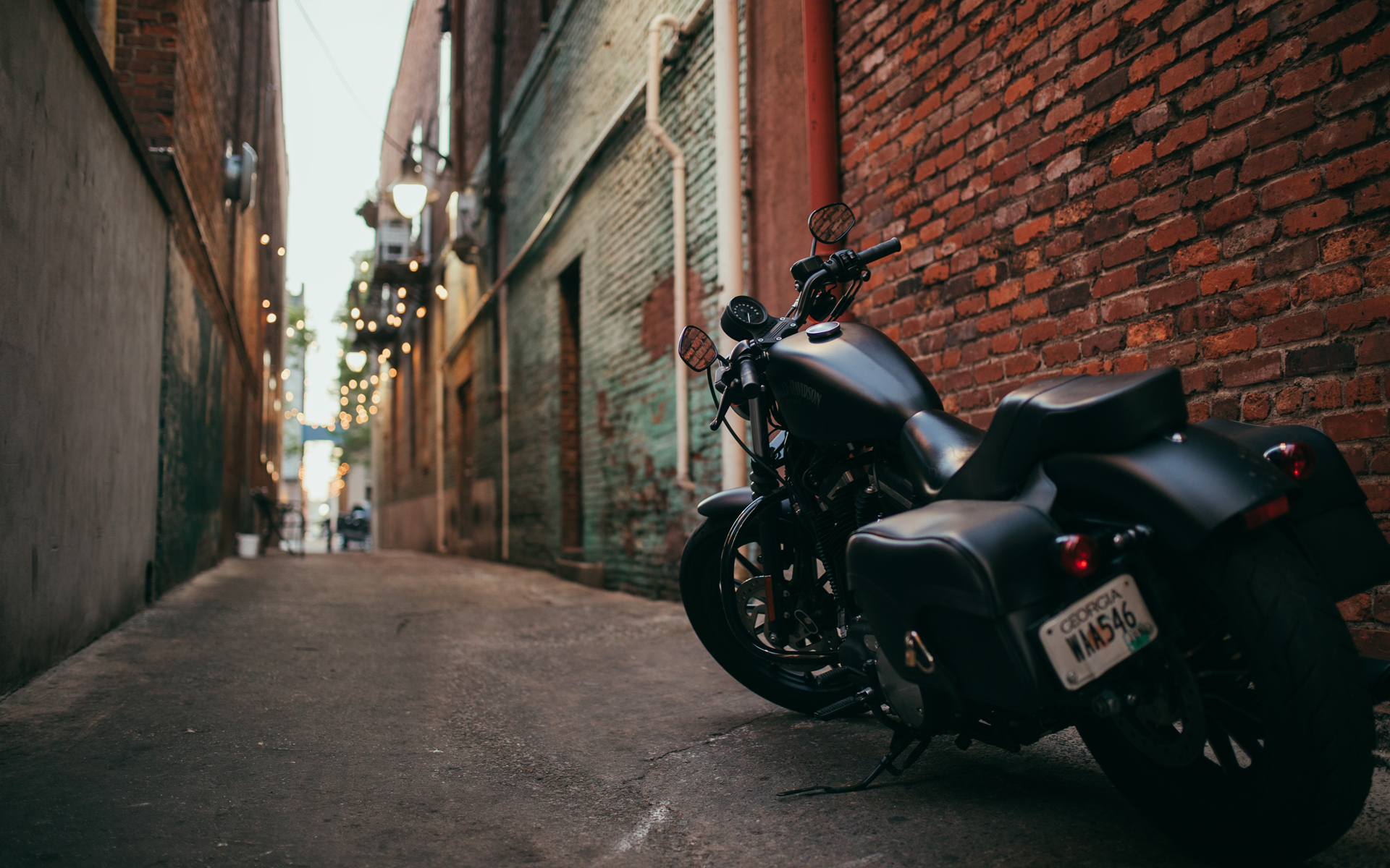 Motorcycle side view HD wallpaper | HD Latest Wallpapers